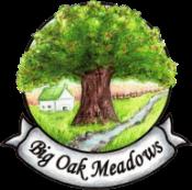 big oak meadows logo